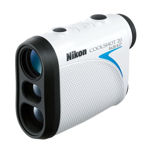 Nikon Coolshot 20 6 x 20 Laser Range Finder - view number 1