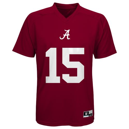Gen2 Boys' University of Alabama Player #16 Performance T-shirt