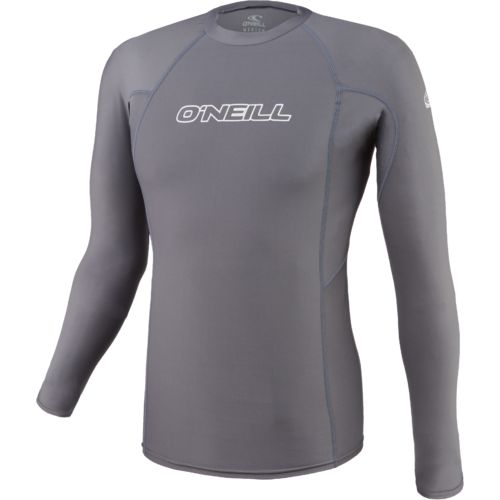O'Neill Men's Basic Skins Long Sleeve Crew Neck