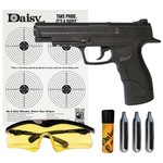 Daisy® Powerline 415 Semiautomatic CO₂ Pistol Kit - view number 1
