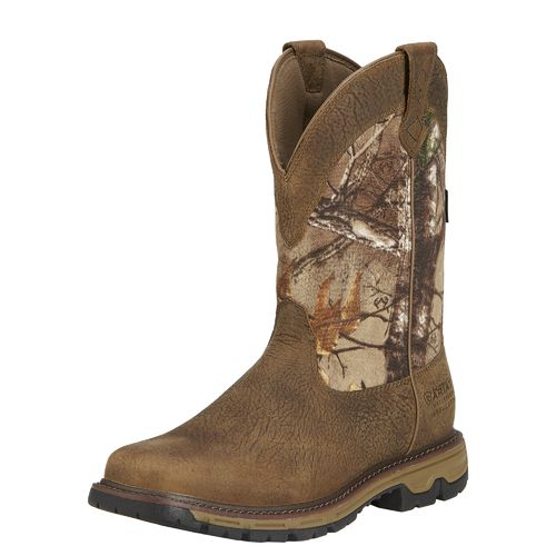 Ariat Men's Conquest H2O Hunting Boots - view number 2