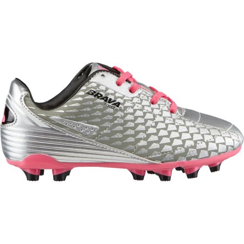 Display product reviews for Brava™ Soccer Girls' Galaxy II FG Outdoor Soccer Cleats