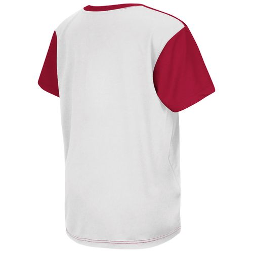 Colosseum Athletics™ Boys' University of Oklahoma Short Sleeve T-shirt - view number 2