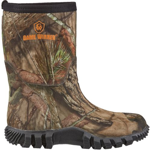 Display product reviews for Game Winner® Youth Field II Hunting Boots