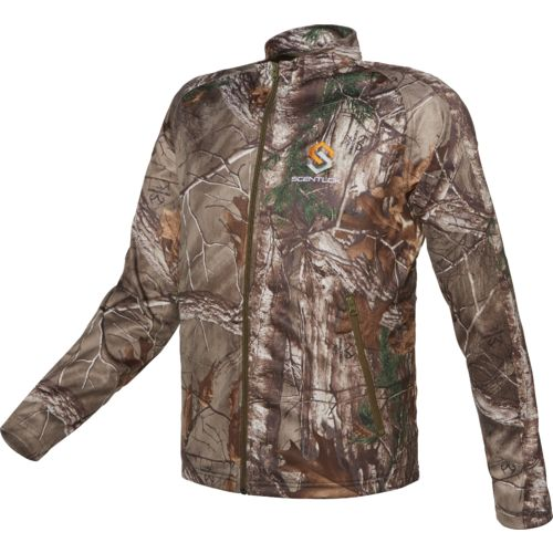 ScentLok Men's Lightweight Camo Jacket