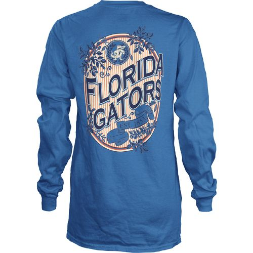Three Squared Juniors' University of Florida Maya Long Sleeve T-shirt