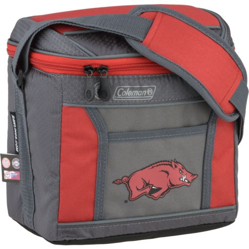 Coleman™ University of Arkansas 9-Can Soft-Sided Cooler - view number 1