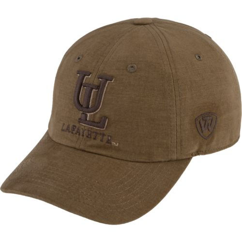 Top of the World Men's University of Louisiana at Lafayette Bark Cap
