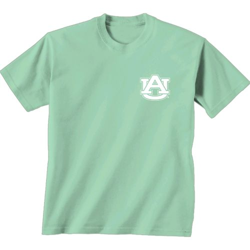 New World Graphics Women's Auburn University Floral T-shirt - view number 2