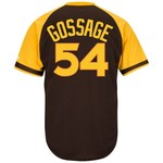 Majestic Men's San Diego Padres Goose Gossage #54 Cool Base Cooperstown Jersey