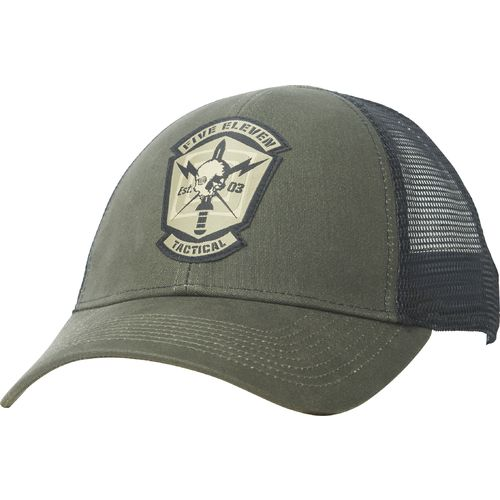 5.11 Tactical Men's Skull Meshback Cap - view number 4