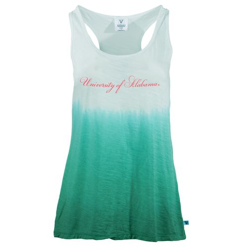 NCAA Women's University of Florida Jess Dip Dye Racerback Tank