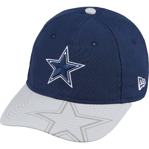 New Era Boys' Dallas Cowboys 9TWENTY® JR On-Field Sideline Hat