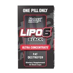 Nutrex Research Lipo-6 Black Dietary Supplement - view number 1