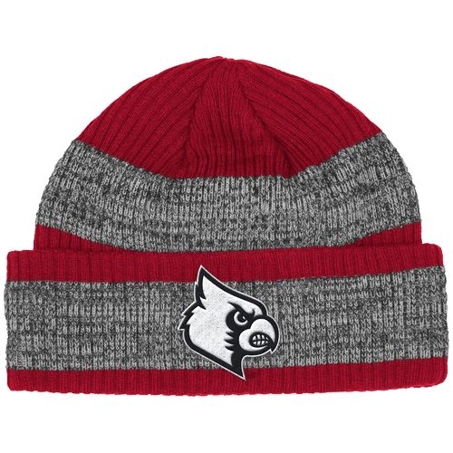 adidas™ Men's University of Louisville Player Watch Knit Cap