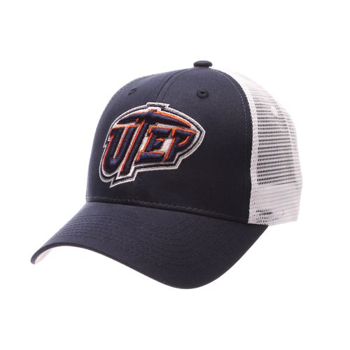 Zephyr Men's University of Texas at El Paso Big Rig Meshback Cap