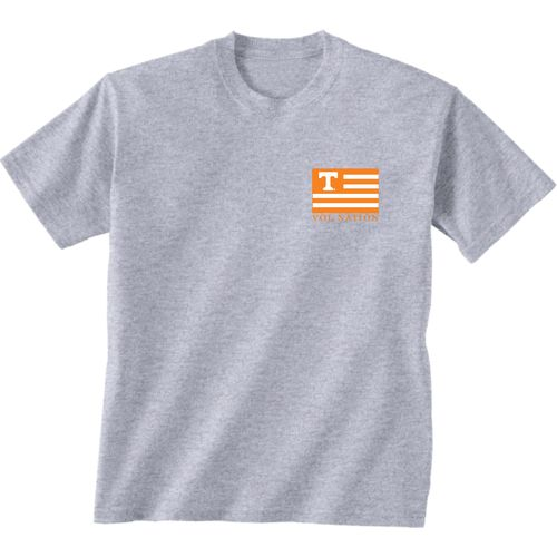New World Graphics Men's University of Tennessee Flying Proud T-shirt - view number 2