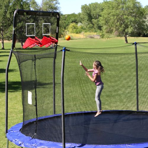 Skywalker Trampolines Double Basketball Hoop for 12' Trampolines - view number 11