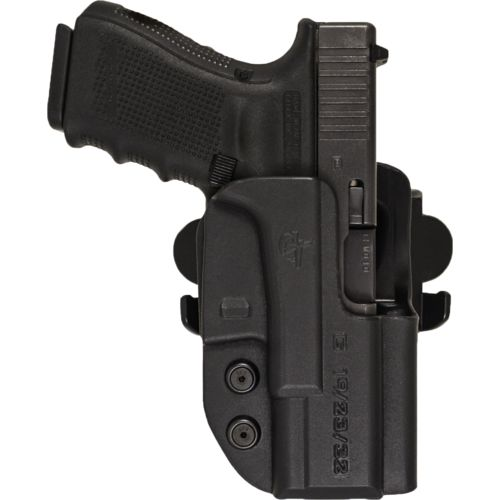"""Display product reviews for Comp-Tac International Springfield XD/XDM/Mod2 9mm/.40 5.25"""" Holster"""