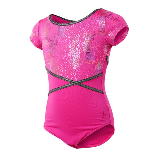 Capezio® Girls' Future Star Rainbow Shimmer Leotard