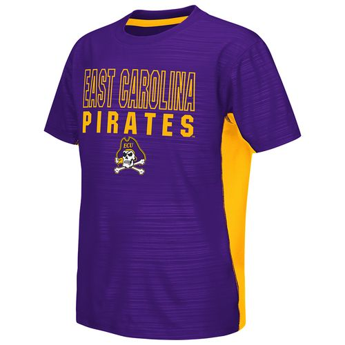 Colosseum Athletics™ Youth East Carolina University In the Vault Cut and Sew T-shirt