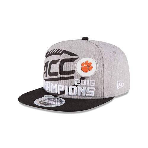 New Era Men's Clemson University 9Fifty 2016 ACC Football Champions Cap