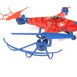 World Tech Toys Marvel Spider-Man Sky Hero 2.4 GHz 4.5 Channel RC Drone - view number 5
