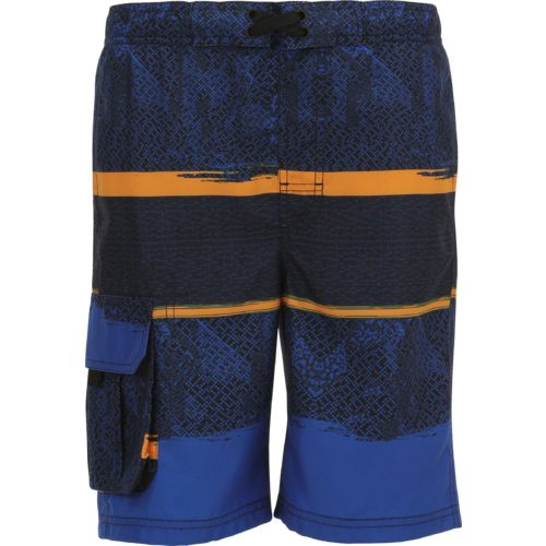 O'Rageous® Boys' Abstract Splash E-boardshort