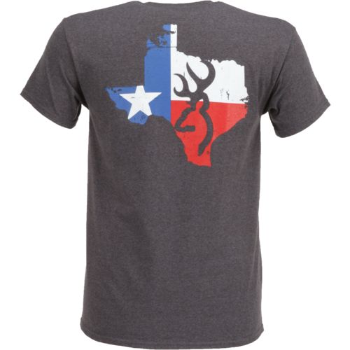 Browning Men's Buckmark Texas T-shirt