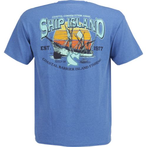 CCA™ Men's Ship Island T-shirt
