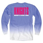 Blue 84 Women's University of Central Florida Ombré Long Sleeve Shirt - view number 1