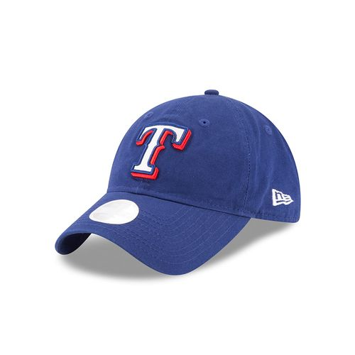 New Era Women's Texas Rangers Team Glisten Cap