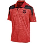 Champion™ Men's Arkansas State University Synthetic Colorblock Polo Shirt - view number 1