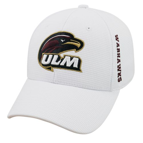 Top of the World Men's University of Louisiana at Monroe Booster Plus Flex Cap