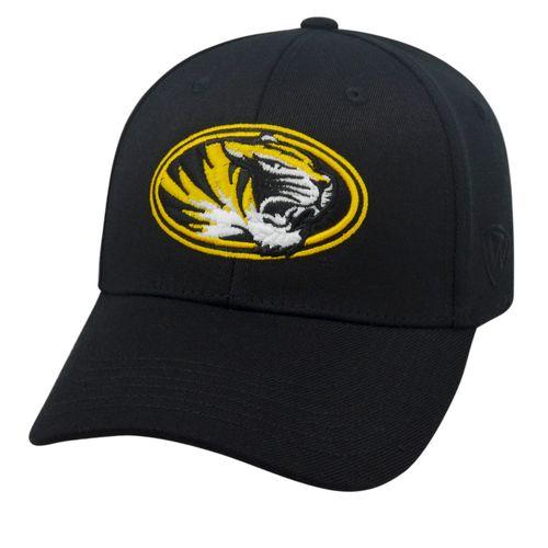 Top of the World Men's University of Missouri Premium Collection Cap