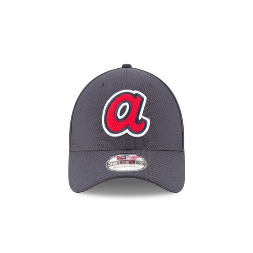 New Era Men's Atlanta Braves MLB17 Diamond Era 39THIRTY Cap - view number 6