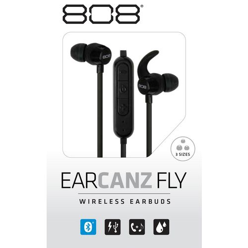 808 Audio EAR CANZ Fly Wireless Earbuds