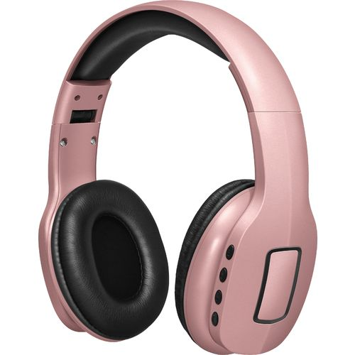 iWorld™ Metallic Wireless Bluetooth® Headphones