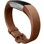 Fitbit Leather Accessory Band for Fitbit Alta HR Activity Tracker - view number 2