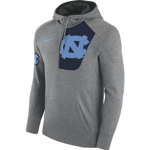 Nike Men's University of North Carolina Fly Fleece Pullover Hoodie
