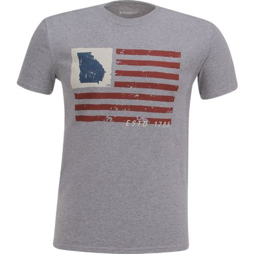 Academy Sports + Outdoors Men's Georgia American State T-shirt