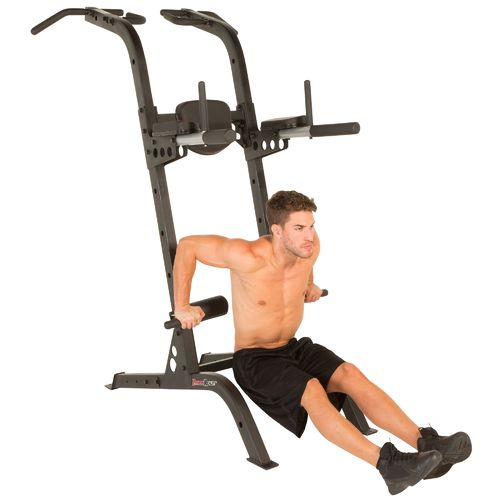 Fitness Reality X-Class High-Capacity Multifunction Power Tower - view number 1