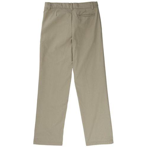 French Toast Boys' Adjustable Waist Double Knee Uniform Pant - view number 3