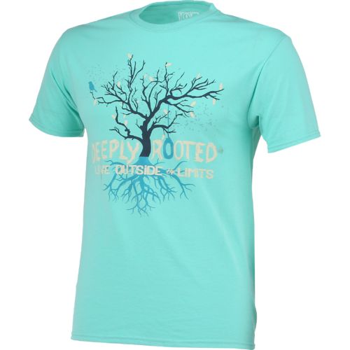 Live Outside the Limits Men's Deeply Rooted T-shirt - view number 3