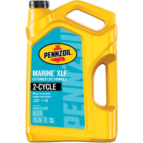 Pennzoil Marine XLF SYN Blend TC-W3 Oil - view number 1