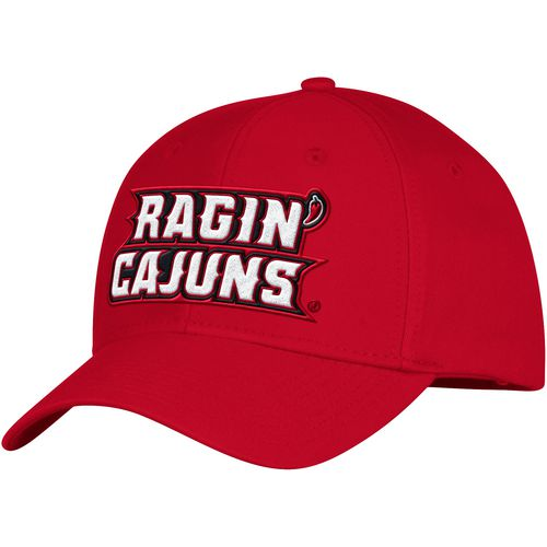 adidas Men's University of Louisiana at Lafayette Basic Structured Adjustable Cap