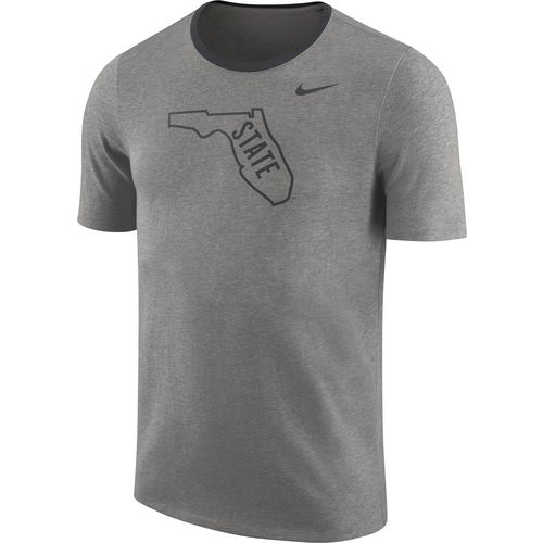Nike Men's Florida State University Heavyweight Elevated Essentials Short Sleeve T-shirt