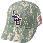Top of the World Men's Louisiana State University Flagship Digi Camo Cap - view number 1