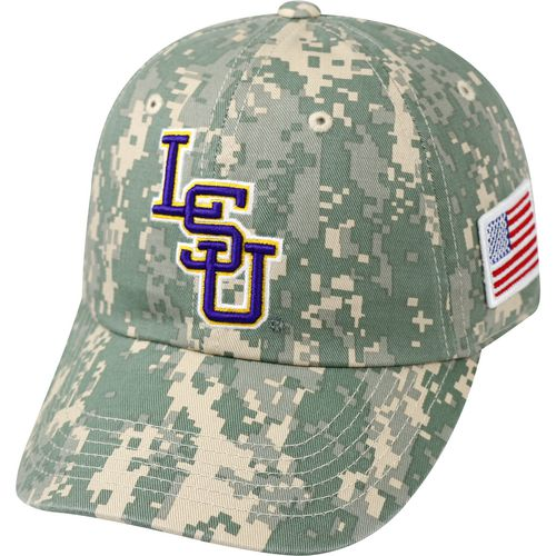 Top of the World Men's Louisiana State University Flagship Digi Camo Cap