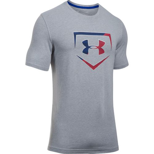 Under Armour Men's Plate Icon T-shirt - view number 1